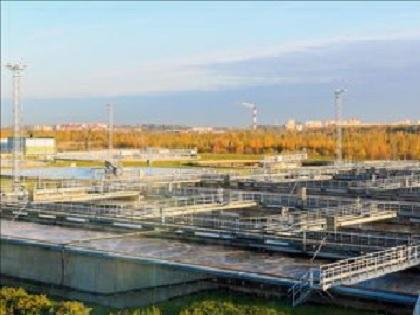 Водоканал Санкт-Петербурга начал модернизацию станции УФ-обеззараживания на Юго-Западных очистных сооружениях