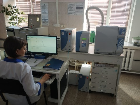 АО «ОмскВодоканал» оснастило лабораторию новым оборудованием