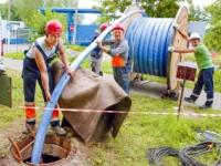 Водопровод  в 'ВСПМО-Ависма' санируют при помощи полимерного рукава Primus line