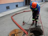 В новосибирском филиале СГК трубы проверяют методами неразрушающего контроля