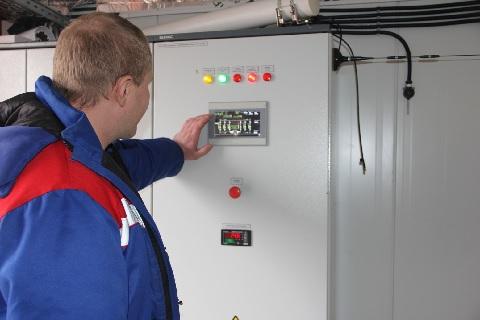 В Самаре заработала первая в городе модульная насосная станция подкачки