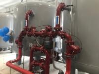В Кировграде Свердловской области завершен первый этап модернизации системы водоснабжения