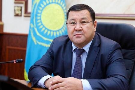 Водоканал г. Алматы возглавил Кайрат Абдрасилов