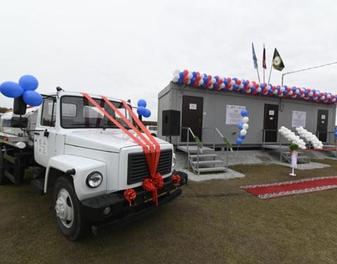 В Якутии введены в строй три станции водоочистки из 14 запланированных для Вилюйской группы улусов