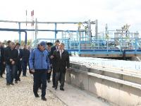 Реконструкция очистных сооружений канализации Альметьевска будет завершена в концу 2020 года