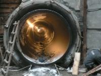 В Новокузнецке соединят перемычкой первую и вторую очередь канализации
