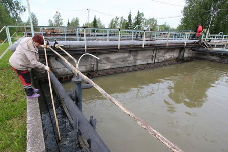 В Московской области начато расследование по делу о крупном хищении средств на строительстве очистных сооружений Рузы