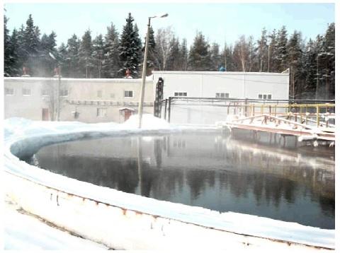 На очистных сооружениях канализации МУП «Водоканал» г. Череповца в 2019 году реконструируют 12 отстойников