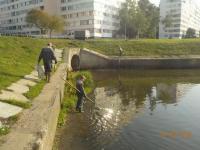 Сточные воды с аэропорта 'Пулково' под Петербургом более не вредят водным каналам