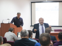 В АО «ГМС Ливгидромаш» прошел технический семинар для руководителей и специалистов ВКХ