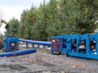 В АО «ОмскВодоканал» освоили технологию Rolldown для ремонта водопроводной сети