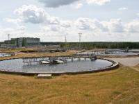 На Юго-Западных очистных сооружениях Петербурга завершена модернизация станции УФ-обеззараживания