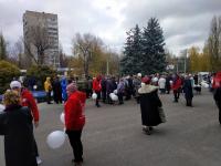 В Воронеже 150-летие водопровода отметили праздником для горожан
