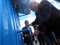 В сёлах Томской области устанавливают электронные колодцы
