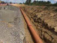В Тюмени планируется ежегодно строить 20-30 км сетей ливневой канализации