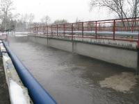 В Усмани Липецкой области мощность очистных сооружений канализации увеличат до 5 тыс. м3/сут.